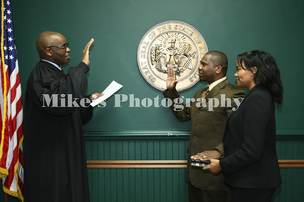 2011 Swearing in Ceremonies