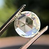 1.20ct Round Rose Cut Diamond GIA K SI1 3