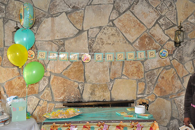 Ariel Baby Shower April 17, 2010