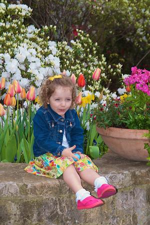 Dallas Arboretum Easter Rabbit 3/29-3/30