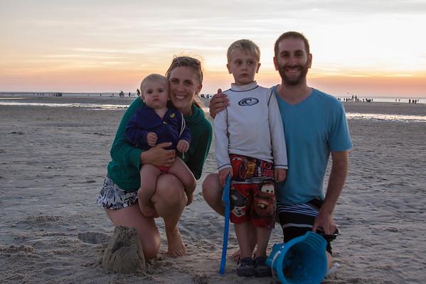 Cape Cod 2016 - Family
