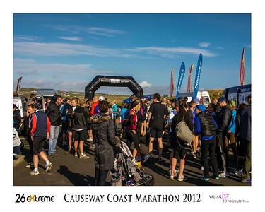 Causeway Coast Marathon-2012-Finish