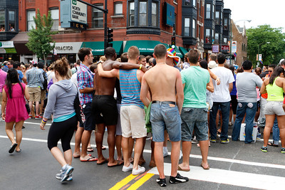 Chicago.Gay Pride Parade 2012