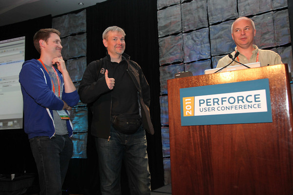 PERFORCE - 2011 User Conference