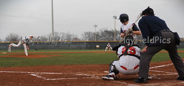 Baseball Thomas Jefferson 3/16/12