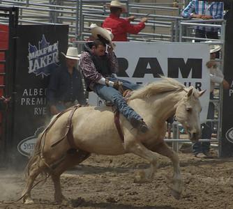 Orangeville Rodeo 2012-2015