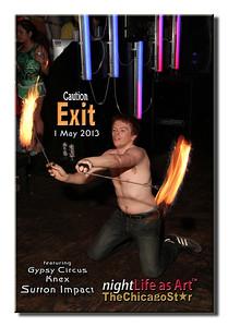 1 may 2013 Exit
