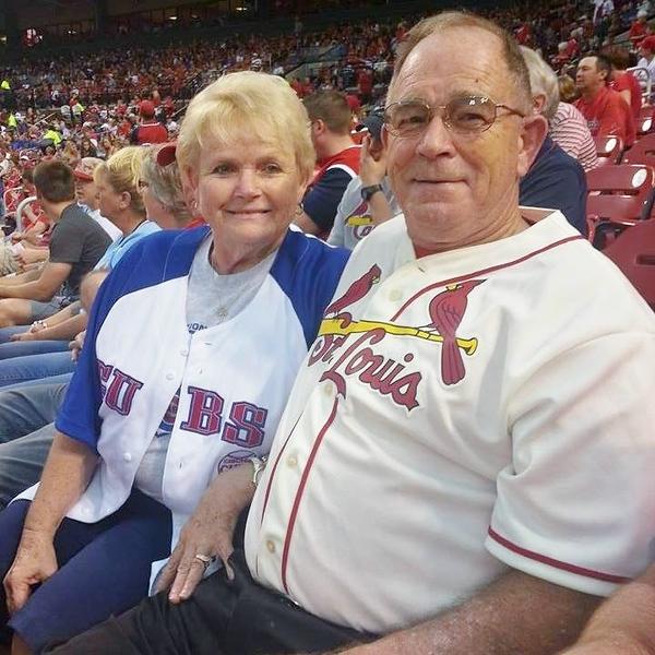 Rich and Jeannie Barnett