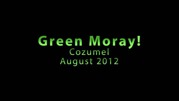 Cozumel Video 2012