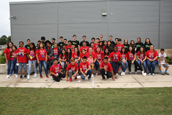 Sewa Students STEM Day at the RSC 9-29-18
