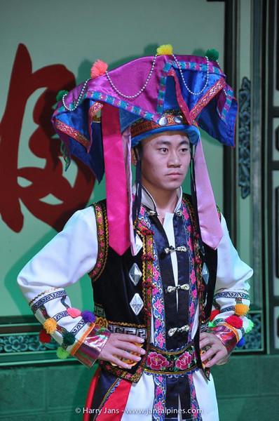 Bai theater in Xizhou