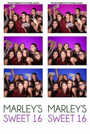 Marley's Sweet 16