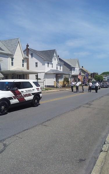McAdoo Memorial Day Parade, McAdoo (5-26-2014)