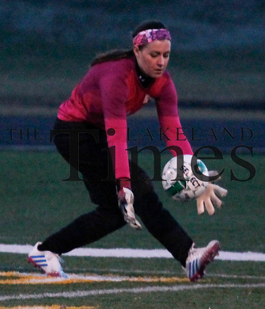 LUHS Girls Soccer vs D.C. Everest 4/8/2014