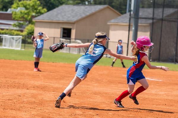2015 Spring Softball - Shockers