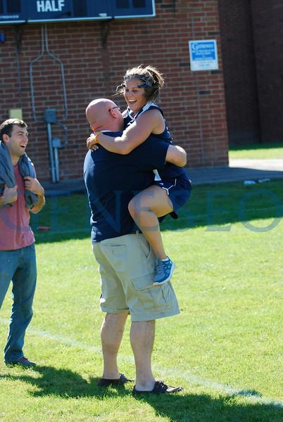 Women's Alumni Lacrosse Game (Photos by BB)