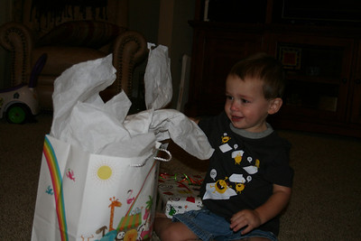 Cody's 2nd Birthday - October 2011