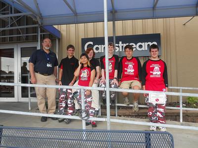 Carestream Tour 8-18-2010
