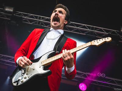 Royal Republic - Sweden Rock Festival 2019