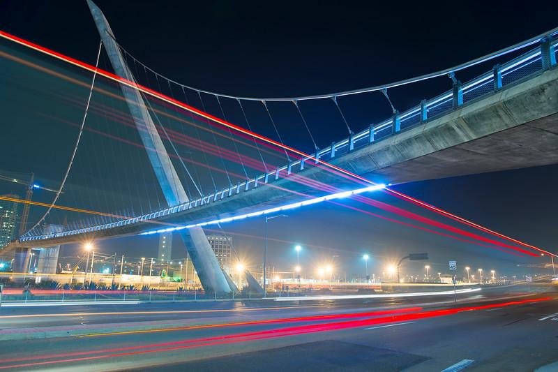 Petco Park Foot Bridge