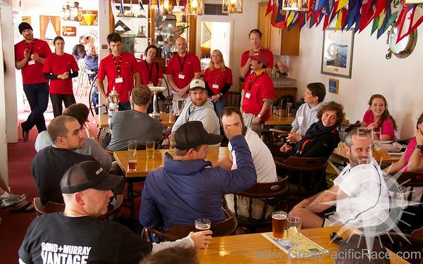 Monterey Pre-Race Preparations