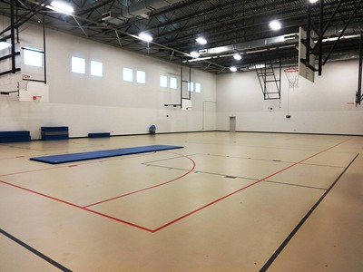 Orange County Jail - Gymnasium