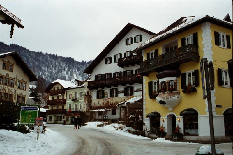 Bavarian Mountain Village - Germany