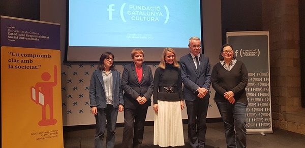 Presentació Segell a Girona