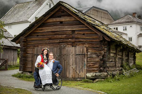 Lochlan & Sandra