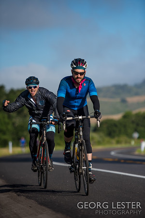 AIDS/Lifecycle 2019 - Day 6