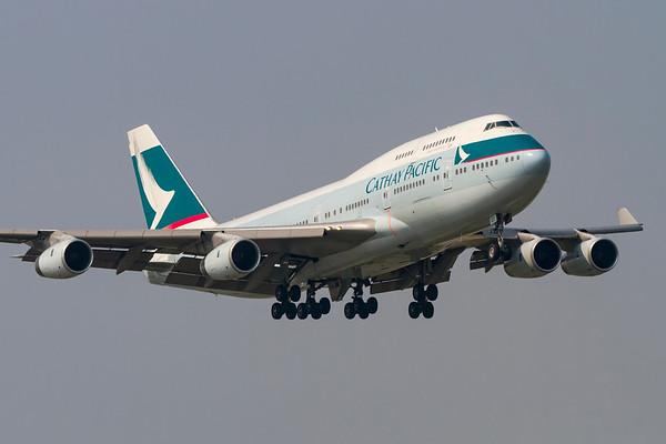 B-HOY - Boeing 747-467