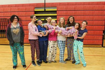 Spirit Week - Pajama Day