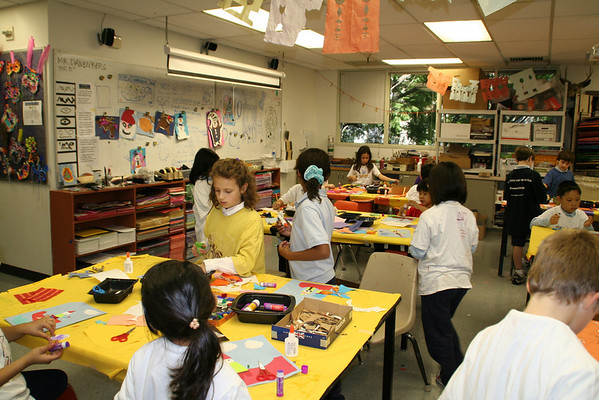 Classroom Activities- Winter 2009