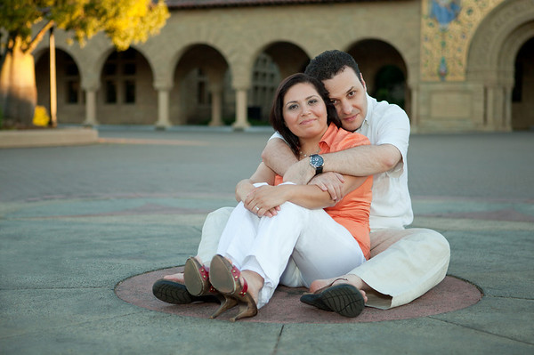 Nazli and Soheil's Engagement Shoot