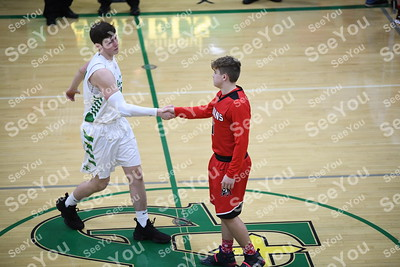Pocahontas Area @ St. Edmond Boys Basketball