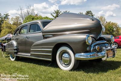 Saratoga Automobile Museum Spring Show