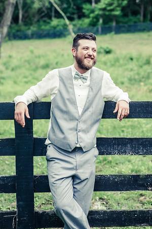 Katie & Adam - Creative Wedding Photos