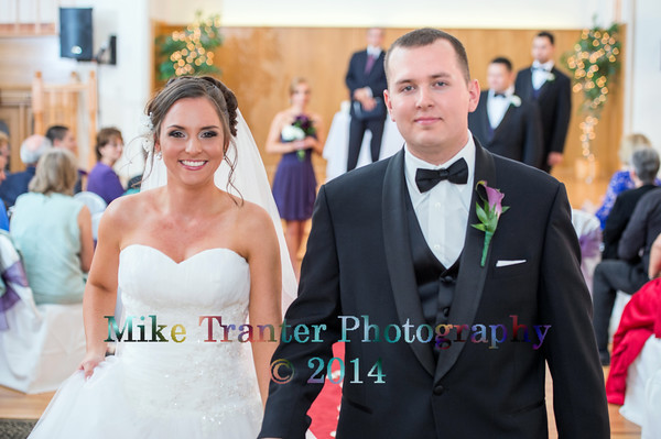 John and Amy's Wedding 8/23/14