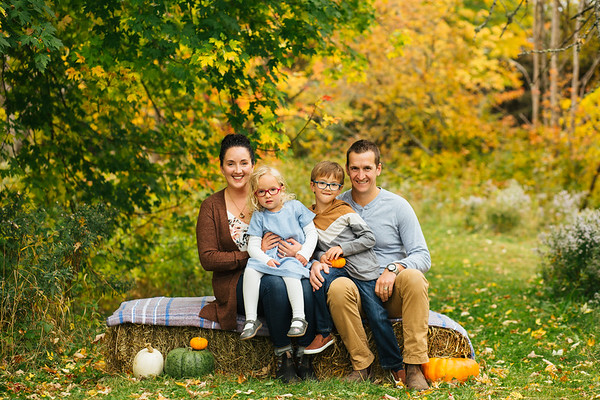 Fall Family Mini Sessions-The Beaulieus