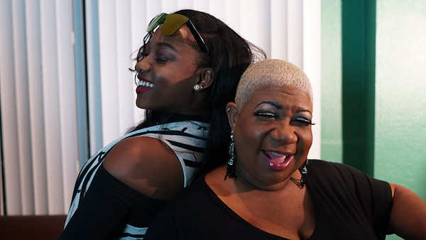 Luenell Bad Gril of Comedy