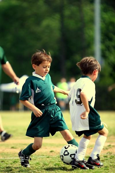 Soccer - Kirchner