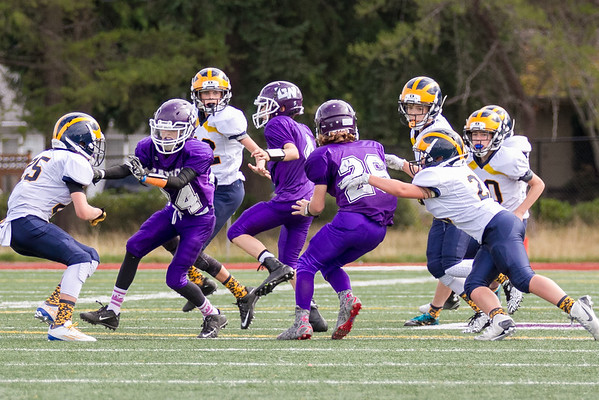 9.19.15 | Kangs vs Bellevue Wolverienes