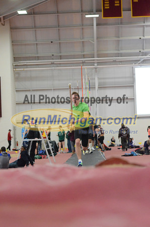 Boys' Pole Vault, Gallery 1 - 2014 MITS State Meet