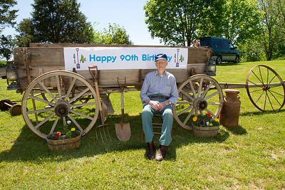 Carl's 90th Birthday Celebration
