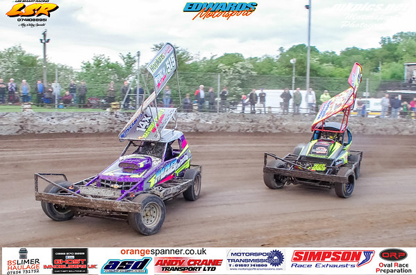 BriSCA F1 Stockcars World Qualifier