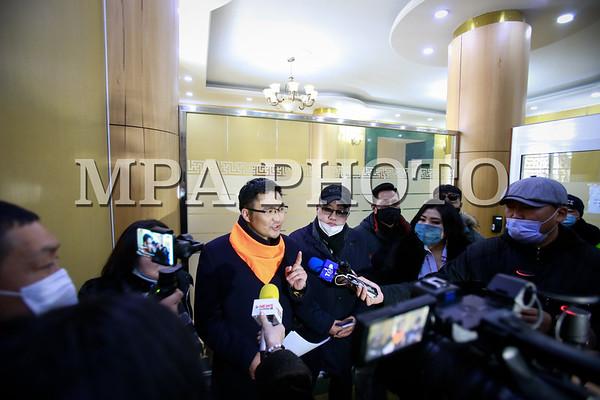Улсаа аврах ард түмний хөдөлгөөнөөс Монгол банканд шаардлага хүргүүллээ
