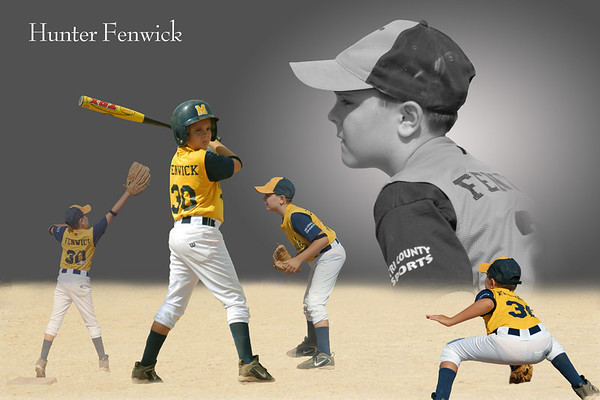 Hunter Fenwick Collage