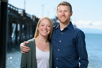 Sophie and Roy, Real Estate Agent Headshots