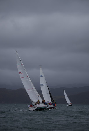 RPNYC Fitzroy Bay Race