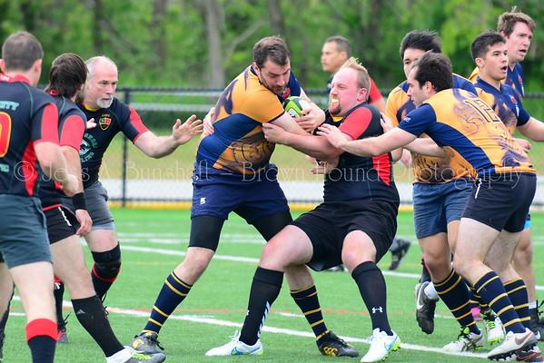 Gotham Knights vs. Long Island Rugby, May 14, 2016